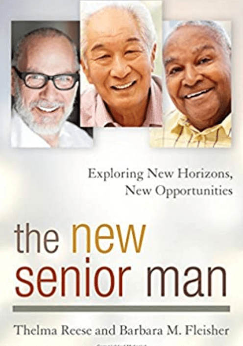 the senior man is redefining what retirement means today