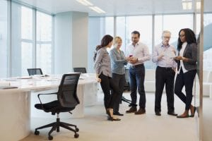 Working in an multigenerational workplace