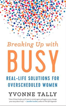 Time to break up with busy?